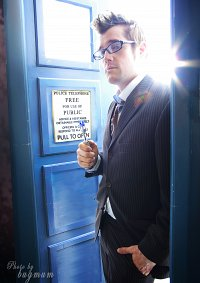 Cosplay-Cover: Doctor Who 10th