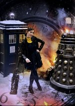 Cosplay-Cover: Clara Oswald
