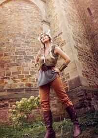 Cosplay-Cover: Frenya Wulfgrimmsdottir