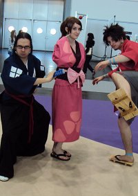Cosplay-Cover: Fuu - Samurai Champloo