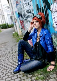 Cosplay-Cover: Blue Red Show