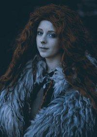 Cosplay-Cover: Merida von Dunbroch (Medieval Artwork)