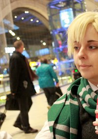 Cosplay-Cover: Draco Malfoy AU Hipster