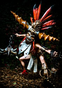 Cosplay-Cover: Witchdoctor [Artwork]