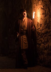 Cosplay-Cover: Jedi