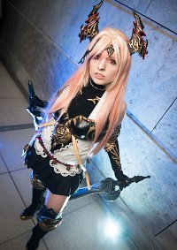 Cosplay-Cover: Dark Angel Olivia