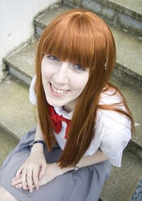 Cosplay-Cover: Orihime Inoue [Sommerschuluniform]