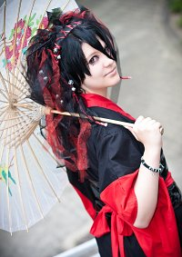 Cosplay-Cover: Scarlet Empress