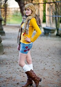 Cosplay-Cover: Apple Jack [FiM - Herbstoutfit]