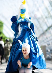 Cosplay-Cover: Icequeen [Adventure Time]