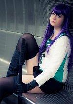 Cosplay-Cover: Saeko Busujima [Battle Outfit]