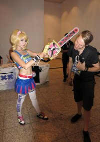 Cosplay-Cover: Juliet Starling (Lollipop Chainsaw)