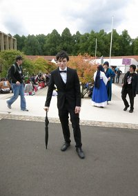 Cosplay-Cover: Oswald Cobblepot / Der Pinguin
