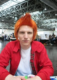 Cosplay-Cover: Philip J. Fry