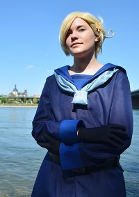 Cosplay-Cover: Norway