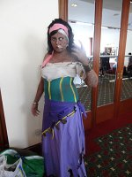 Cosplay-Cover: Esmeralda [Twisted Princess]