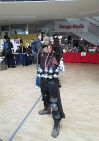 Cosplay-Cover: Scarecrow (Arkham Knight)