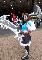 Cosplay-Cover: Female Draven