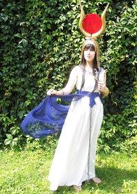 Cosplay-Cover: Hathor [Göttin der Liebe und Fruchtbarkeit]