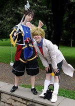Cosplay-Cover: Roxas [White Rabbit]