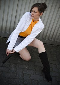 Cosplay-Cover: Dr. Rebecca Holiday [Generator Rex]