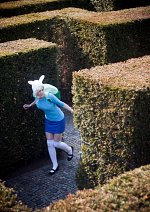 Cosplay-Cover: Fionna [Adventure Time with Fionna & Cake]