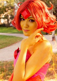 Cosplay-Cover: Flame Princess [Vault of Bones]