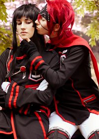 Cosplay-Cover: Lavi [3 Uniform]