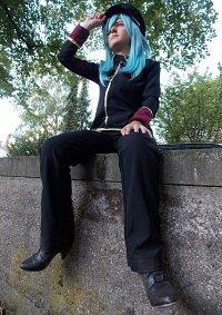 Cosplay-Cover: Jirou Sakuma [Schuluniform]