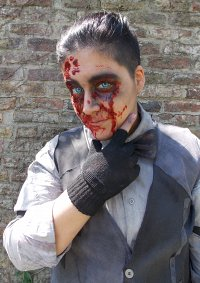 Cosplay-Cover: Eddie Gluskin (Outlast Whistleblower)