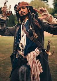 Cosplay-Cover: Jack Sparrow [pirates oft rhe caribbean]