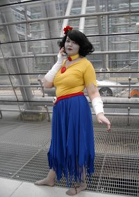 Cosplay-Cover: Snow White (Once Upon A Zombie)