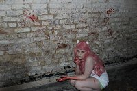 Cosplay-Cover: Lucy- Elfen Lied