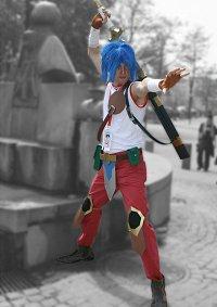 Cosplay-Cover: Ryu