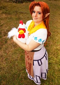 Cosplay-Cover: Malon/Cremia