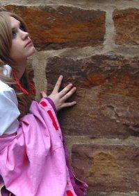 Cosplay-Cover: Nunnally vi Britannia [Kimono Artwork]