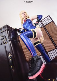 Cosplay-Cover: Marie Rose (Blue)