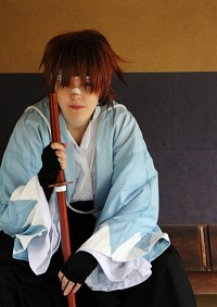 Cosplay-Cover: Shinpachi Nagakura