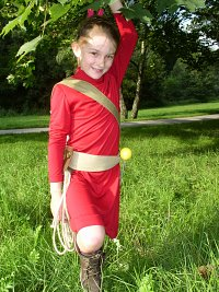 Cosplay-Cover: Arrietty