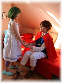 Cosplay-Cover: Pia/Pea