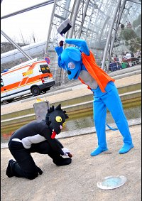 Cosplay-Cover: Itchy