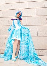 Cosplay-Cover: Suicune [Gijinka]