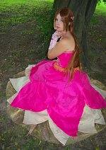 Cosplay-Cover: Flora (2. Movie ballgown)