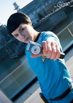 Cosplay-Cover: Mr. Spock [TOS]