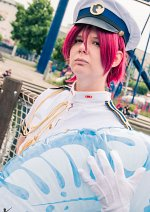 Cosplay-Cover: Rin [Navy]