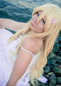 Cosplay-Cover: Kaori Miyazono [White Dress]