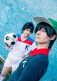 Cosplay-Cover: Mario [Masaru Hongo]