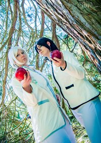 Cosplay-Cover: Fyodor Dostoyevsky [School Uniform]