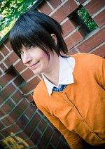 Cosplay-Cover: Mei Tachibana [Schuluniform]