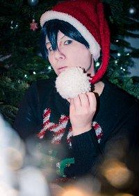 Cosplay-Cover: Tobio Weihnachtsversion)